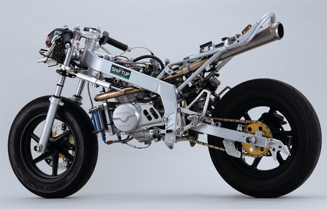 Racing 鈦合金全段排氣管