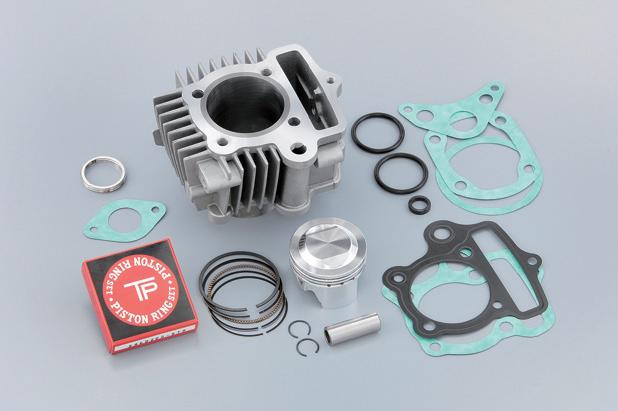 Monkey 88cc 鍛造切銷加工活塞加大缸徑套件 6V用