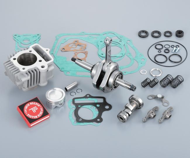 一般型汽缸頭用加大缸徑/行程套件