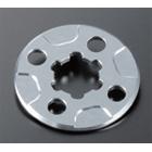 【SHIFT UP】鋁合金前齒盤固定板
