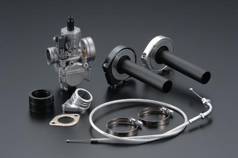 【SHIFT UP】KEIHIN PE22 快速油門化油器套件 - 「Webike-摩托百貨」