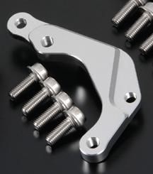Brembo 2pods(Φ34mm) 煞車卡鉗座