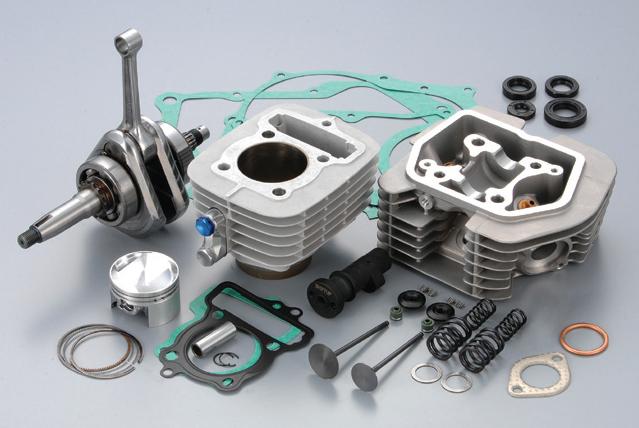 耐久運轉型加大缸徑/行程套件 ER-2 125cc