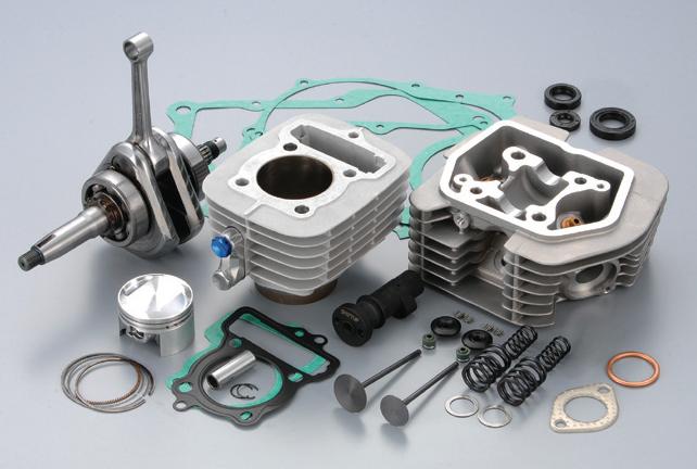 Torquey 加大缸徑/行程套件 TO 125cc
