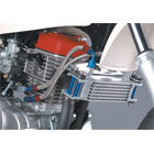 【SHIFT UP】#4 EARLS 機油冷卻器套件 (7排)
