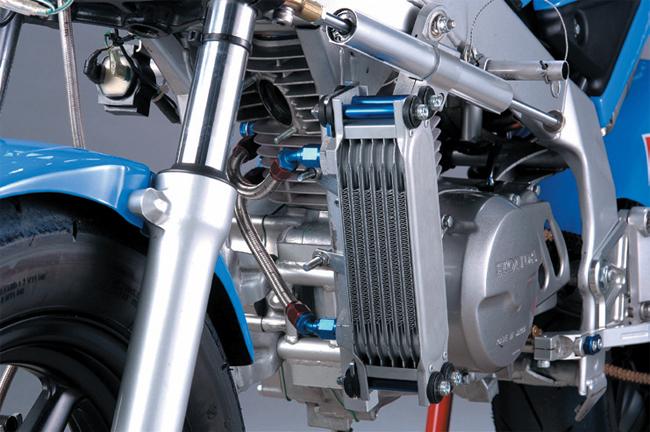 #4 EARLS 機油冷卻器套件 (7排)