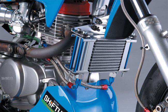 #4 EARLS 機油冷卻器套件 (13排)