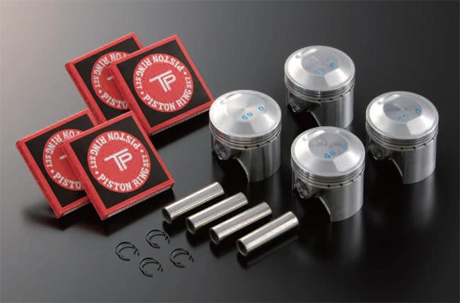 Φ69.5mm 高壓縮比活塞套件