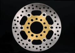 高性能煞車碟盤(220mm)