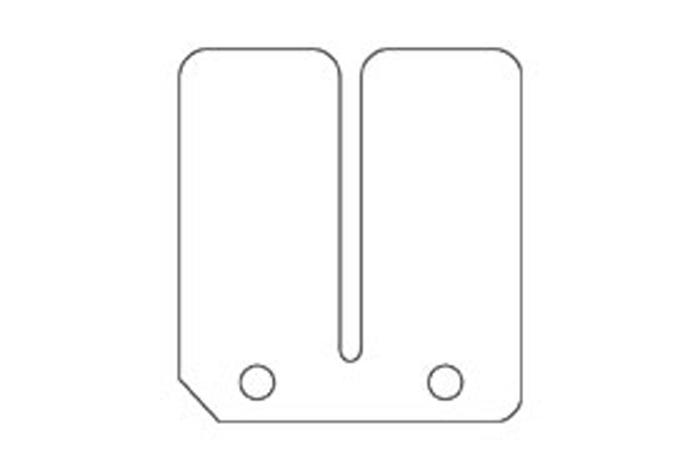碳纖維舌簧片 0.3/0.35 VL12
