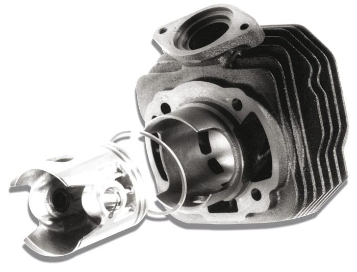 【MALOSSI】汽缸套件 pin12mm - 「Webike-摩托百貨」