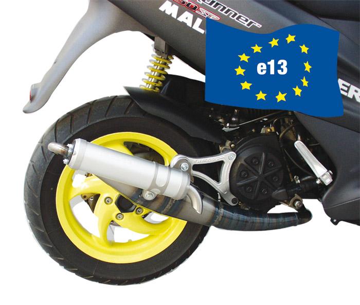 【MALOSSI】Racing 膨脹室排氣管 MHR 復刻版 - 「Webike-摩托百貨」