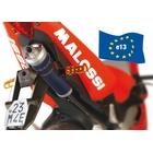 【MALOSSI】Racing 膨脹室排氣管 MHR 復刻版