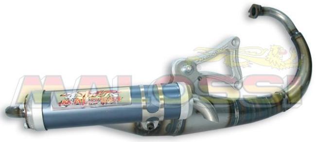 全段排氣管