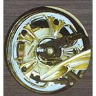 【AMERICAN DRAGERS】鍍鉻後輪框蓋+LED Diamond 燈條組