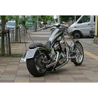 【AMERICAN DRAGERS】Real Sissy Bar 後扶手套件