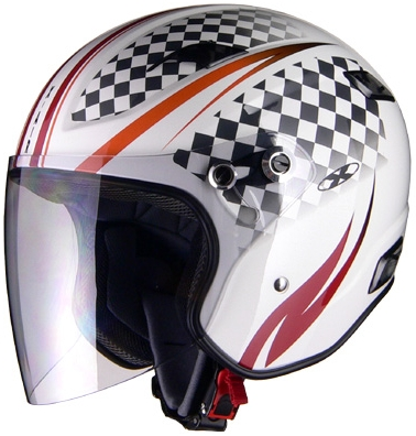 X-AIR RAZZOIII G1四分之三安全帽