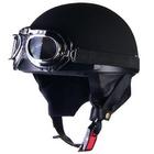 【LEAD】CROSSCR-750復古半罩安全帽