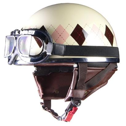 Street Alice QH-4半罩安全帽