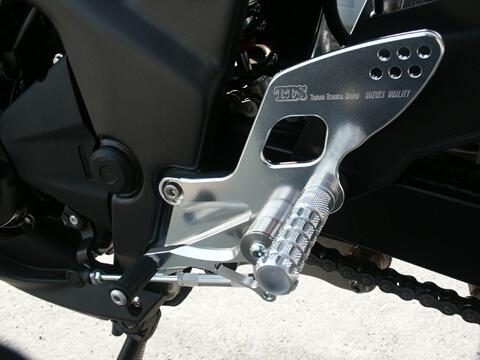 【TTS】Racing 腳踏後移套件 TypeR 50-70 S-Type - 「Webike-摩托百貨」