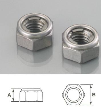 鎖緊螺母(不鏽鋼)