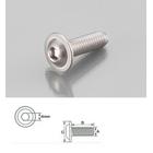 【K-CON】內六角墊圈頭螺絲 (SUS不銹鋼) 6×20/1P