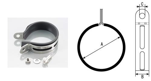 消音器吊環 (不鏽鋼)