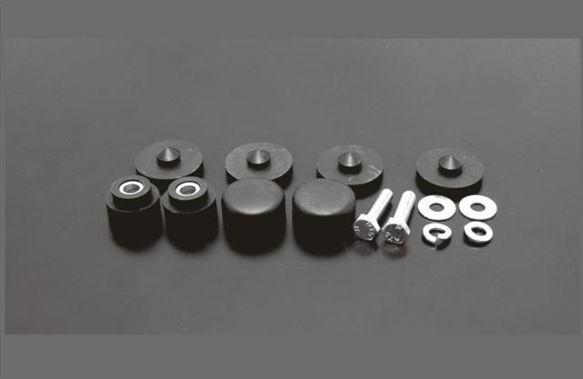 電池盒減震橡膠組
