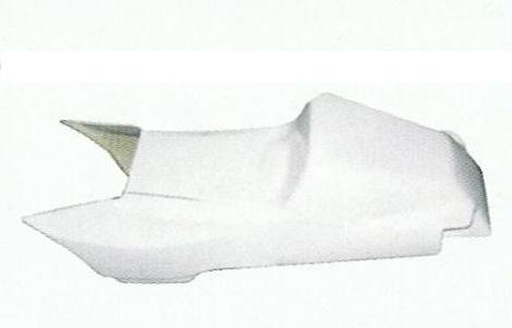 KR1000 座墊整流罩