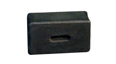座墊底板 緩衝橡皮B
