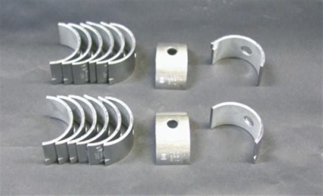 凸輪軸軸頸襯環