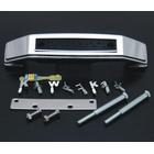 【DOREMI COLLECTION】ZEPHYR 1100用 電鍍 前叉飾蓋銘牌(標誌)座 『Kawasaki』