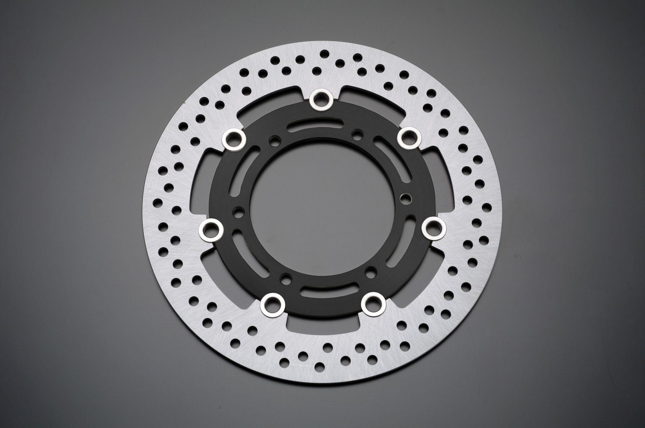 Φ285 煞車碟盤套件 一般型卡鉗用 (黑色)
