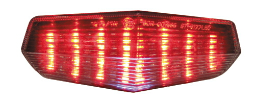 【ETHOS】LED 透明尾燈 - 「Webike-摩托百貨」