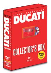 RCV DUCATI COLLECTOR'S BOX