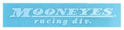 MOONEYES RACING DIVISION 貼紙