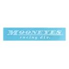 【MOON EYES】MOONEYES RACING DIVISION 貼紙