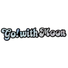 【MOON EYES】GO WITH MOON PRISM 貼紙