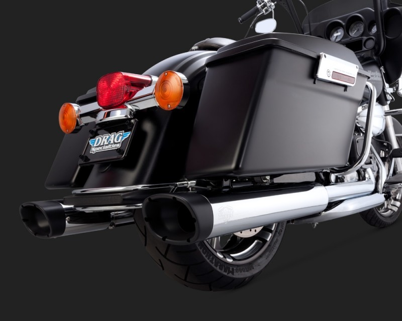 【VANCE&HINES】MONSTER OVAL 排氣管尾段 - 「Webike-摩托百貨」