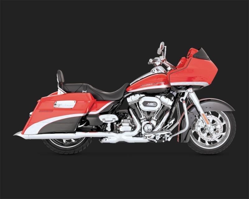 【VANCE&HINES】TURNDOWN 排氣管尾段 - 「Webike-摩托百貨」