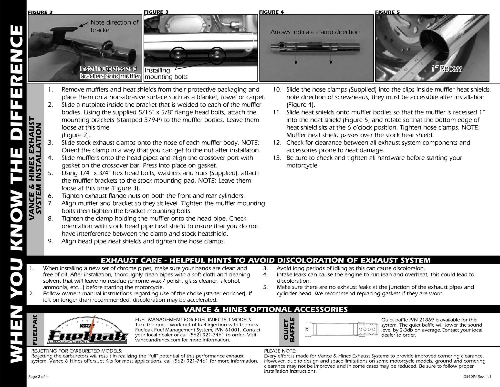 【VANCE&HINES】STRAIGHTSHOTS HS SLIP-ONS 排氣管尾段 - 「Webike-摩托百貨」