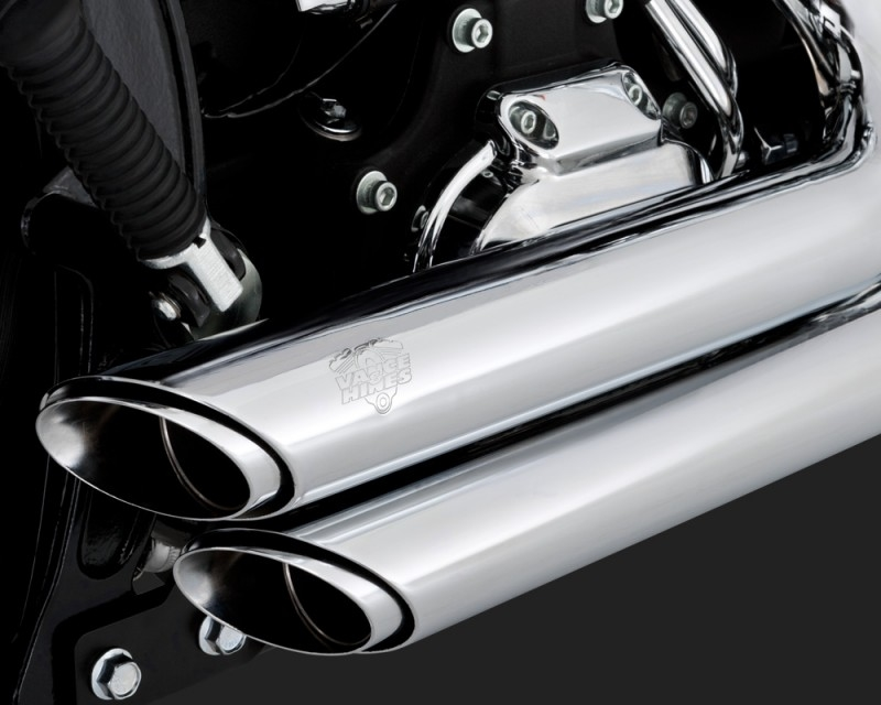 【VANCE&HINES】SHORTSHOTS STAGGERED 全段排氣管 - 「Webike-摩托百貨」