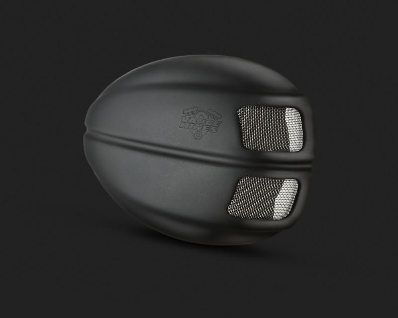 VO2 AIR INTAKE DRAK BLACK 空濾外蓋套件(黑色)