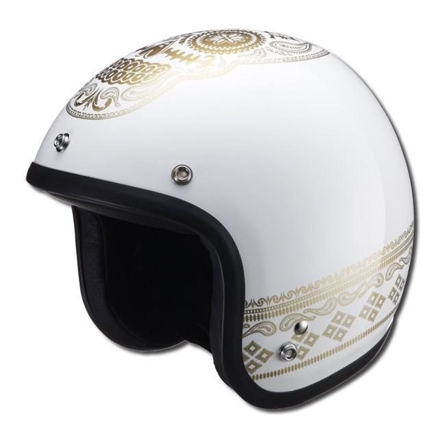 【RIDEZ】HC CHICANO 004 JET安全帽 - 「Webike-摩托百貨」