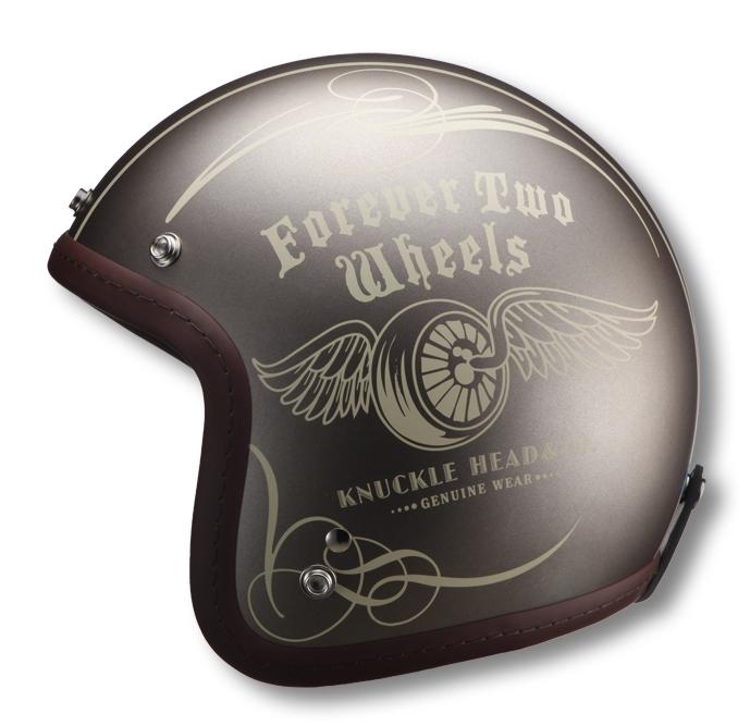 Knuckle Head RJ605 Fly wheel JET安全帽