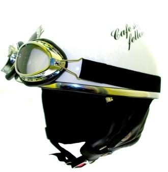 VINTAGE 半罩安全帽 RH205 A5(半罩型式)