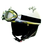 【RIDEZ】VINTAGE 半罩安全帽 RH205 A5(半罩型式)