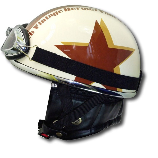 VINTAGE 半罩安全帽(半罩型式)