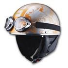 【RIDEZ】USA BITCH 半罩型式安全帽