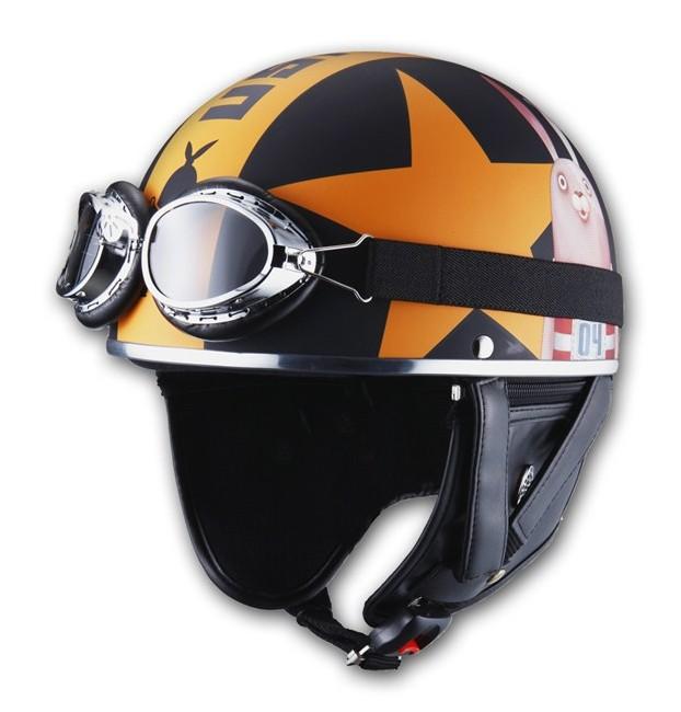 USA BITCH 半罩型式安全帽
